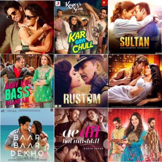 2016 : NEW Bollywood Music #03