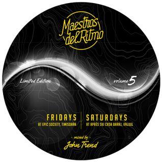 Maestros Del Ritmo vol 5 - 2014 Official Mix By John Trend