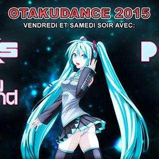 Otakudances Saturday opening set - Otakuthon 2015 @ Palais des congrès de Montréal