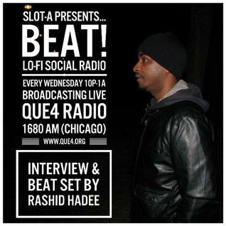 Lo-Fi Social Radio | Ep. 1 Rashid Hadee