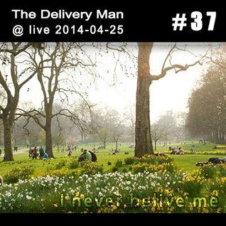 TDM @ live 2014-04-25 - I Never Belive Me (Ann Special #37)