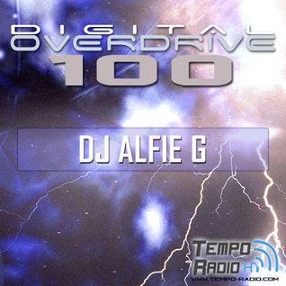 DJ Alfie G - Digital Overdrive 100