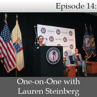 One-on-One with Lauren Steinberg