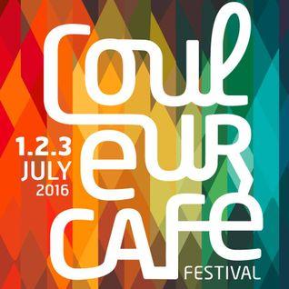 The Message x Couleur Café (+ Guests : Peeman + Acoustic Session)