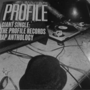 PROFILE RECORDS SPECIAL / RAP ANTHOLOGY