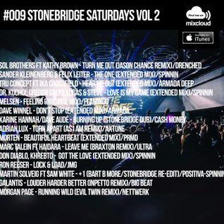 #009 StoneBridge Saturdays Vol 2