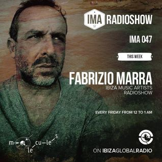 FABRIZIO MARRA for IBIZA MUSIC ARTISTS on IBIZA GLOBAL RADIO