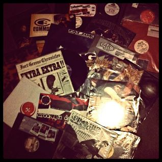 Podcast du 15/11/11-Golden Hip hop tracks from the 90's