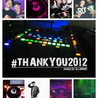 #THANKYOU2012