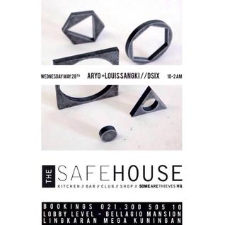 LIVE @ THE SAFEHOUSE BAR (JAKARTA) May 2014