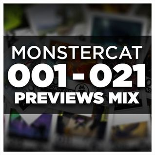 Monstercat 001 - 021 Previews Mix