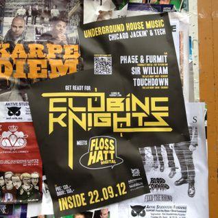 Pha5e & Furmit @ Clubinc Knights, Inside, Bergen 22.09.12