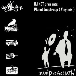 DJ NST - Planet looptroop ( VINYLMIX )