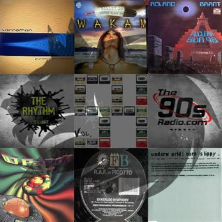 The 90's Radio Show - 1996 part 4 - The Rhythm #054
