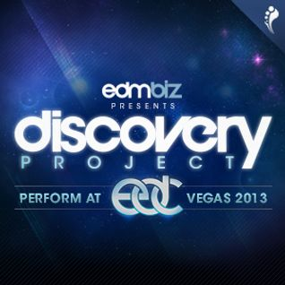Discovery Project: EDC Las Vegas 2013 Mixed by Antyx