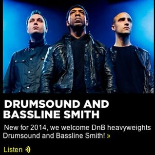Drumsound & Bassline Smith - #WallOfSound Show on Ministry Of Sound Radio - Show ( 27th May 2014)