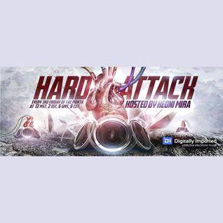 Keoni Mira - Hardattack 021 (November 2014) (Guest Mix Ariel Beat) (21-11-2014)