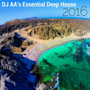 DJ AA's Essential Deep House (2016)