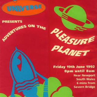 ~ Judge Jules @ Universe Pleasure Planet ~