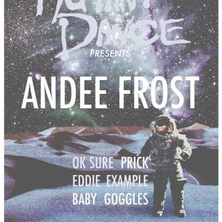 ANDEE FROST @MUTANT DANCE 1ST OF FEBRUARY 2013