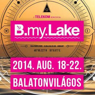 CaJG - B My Lake Festival 2014 Warm Up 2014 08 14 Part III.