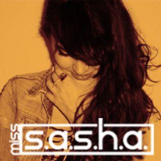 Burn Residency 2015 - Miss SASHA