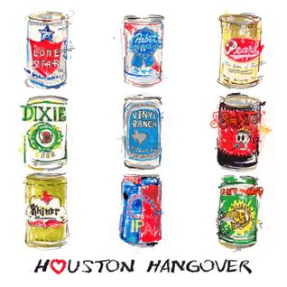 HOUSTON HANGOVER