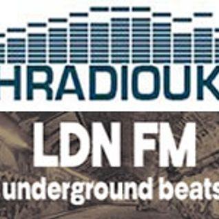 MarkyGee - Freshradiouk - Friday 22nd April  2016