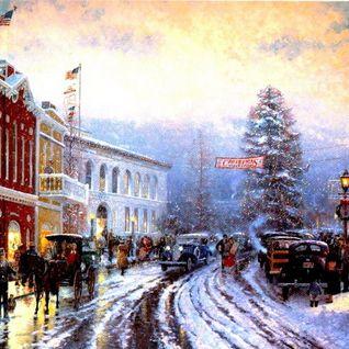 Ciaran Mayes's 'Wintery Xmas Mix'