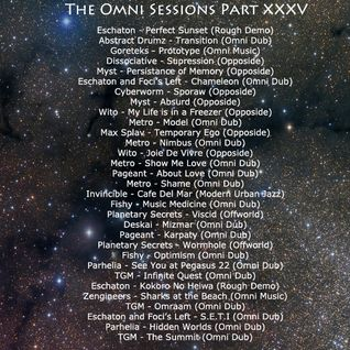 The Omni Sessions Part XXXV
