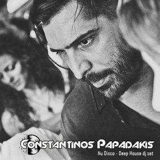 Constantinos Papadakis - G.House Djset Winter 2015
