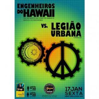 Live @ Festa Versus: Engenheiros vs. Legião