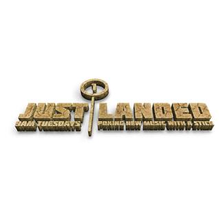 Just Landed (27/11/12) with Aaron Hawkins, Steve Newall and Benjii Jackson