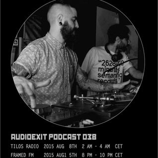 Audioexit Podcast038 - R&R