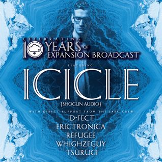 Icicle Tribute Mix 08/08/2013