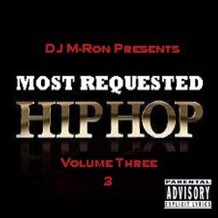 Most Requested Hip-Hop Vol. 3