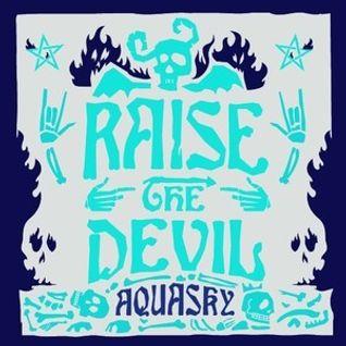 Aquasky - Bass Devil Halloween Mixtape - October 2011