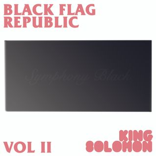 KING SOLOMON - SYMPHONY BLACK