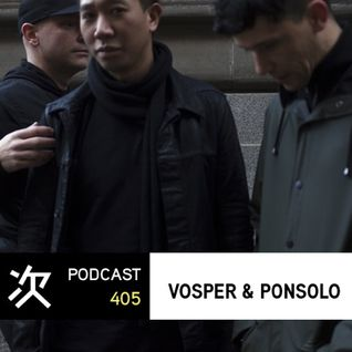 Tsugi Podcast 405 : Vosper & Ponsolo