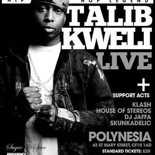 Talib Kweli Mix