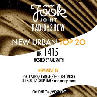 JOOK JOINT RADIO / new urban top 20 / #1415