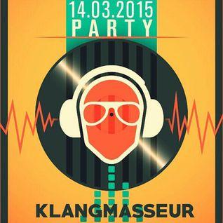 Klangmasseur @ Aiglon 14-05-2015 part 2