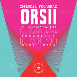 Budabeats presents Soul Cure with Orsii - Mini Mix 2014