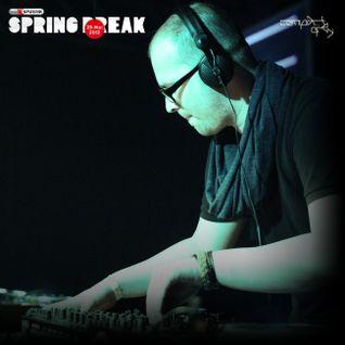 Compact Grey - DJ Set at Sputnik Spring Break Festival (FRI May 25, 2012)
