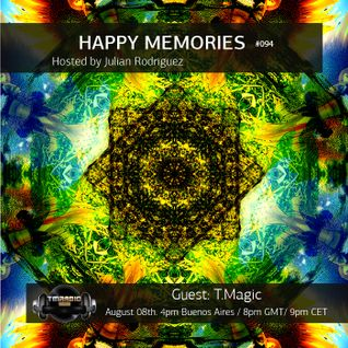 Julian Rodriguez - Happy Memories - August 08,2016