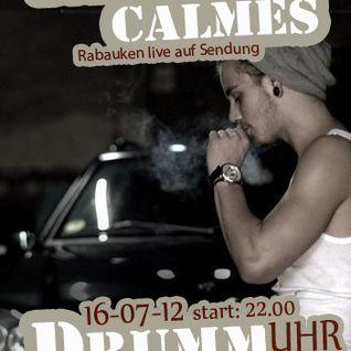 A:lex Drummboxx Radioshow /w Yannick Calmes (Rabauken)