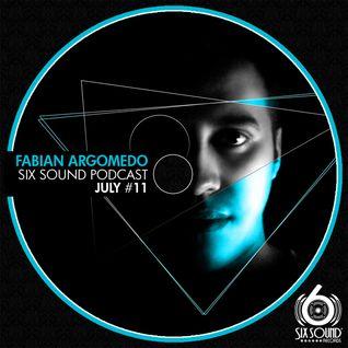 Fabian Argomedo @ Six Sound Podcast #11 (July)