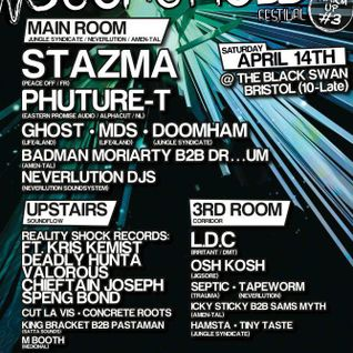 Stazma (Live) @ Soundflow Festival Warm-Up (Bristol - April 2012)