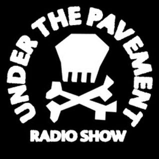 Under the Pavement 23/2/12. Guest: James Bar Bowen