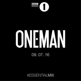 Oneman's BBC R1 Essential Mix